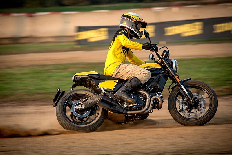 2019 Ducati Scrambler Full Throttle in Medford, Massachusetts - Photo 4