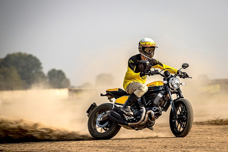 2019 Ducati Scrambler Full Throttle in Medford, Massachusetts - Photo 5