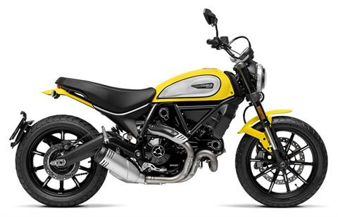 2019 Ducati Scrambler Icon in Medford, Massachusetts