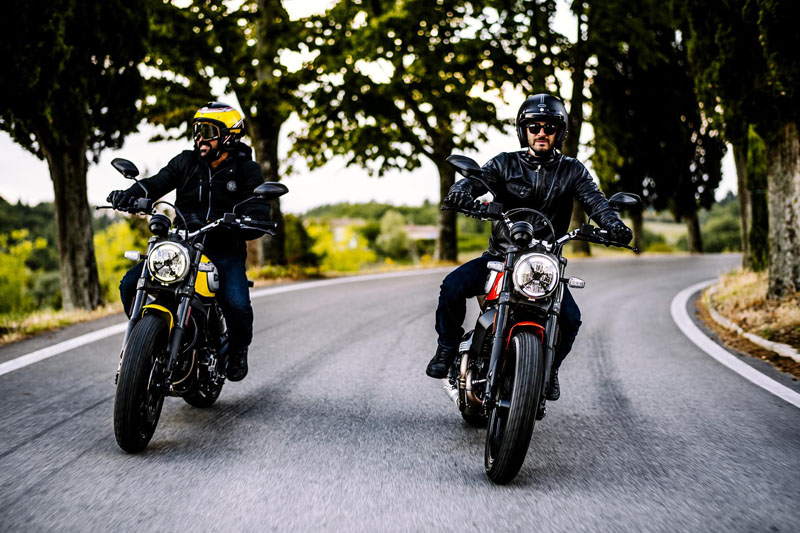 2019 Ducati Scrambler Icon in Northampton, Massachusetts