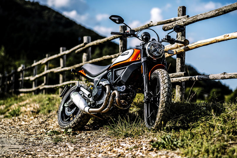 2019 Ducati Scrambler Icon in Columbus, Ohio