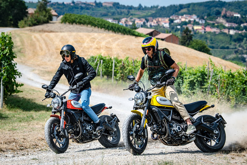 2019 Ducati Scrambler Icon in Medford, Massachusetts - Photo 5