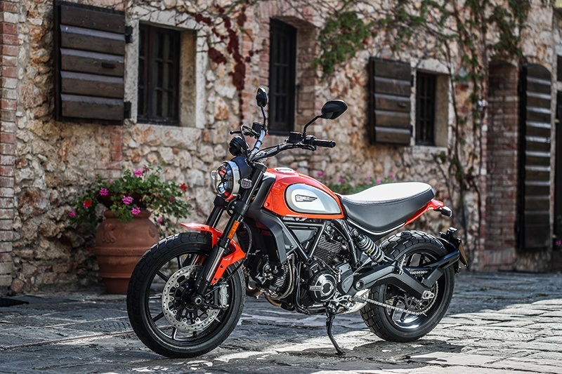 2019 Ducati Scrambler Icon in Medford, Massachusetts - Photo 17