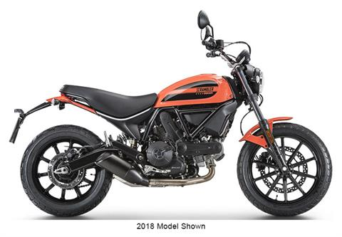 2019 Ducati Scrambler Sixty2 in Northampton, Massachusetts