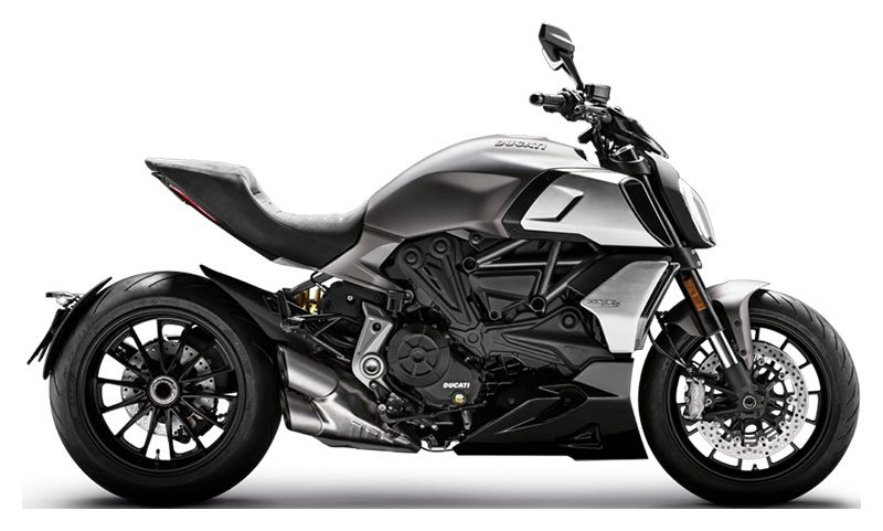 2019 Ducati Diavel 1260 in Fort Montgomery, New York - Photo 1