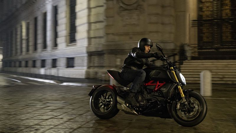 2019 Ducati Diavel 1260 in Brea, California