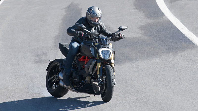 2019 Ducati Diavel 1260 in Medford, Massachusetts