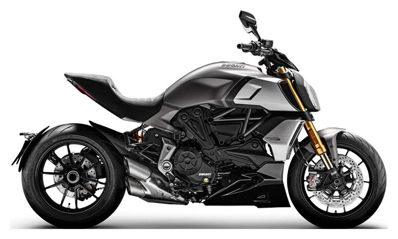 2019 Ducati Diavel 1260 S in Brea, California - Photo 1