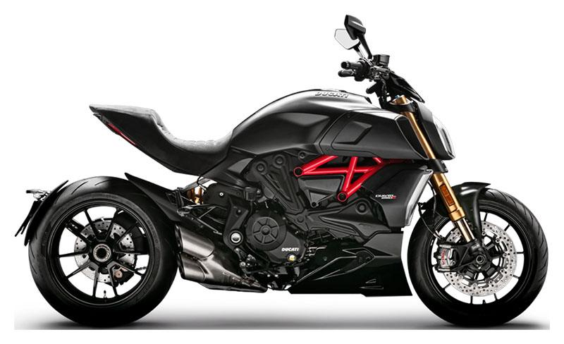 2019 Ducati Diavel 1260 S in Medford, Massachusetts - Photo 1