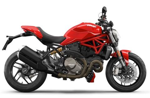 2019 Ducati Monster 1200 in Brea, California