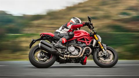 2019 Ducati Monster 1200 in Medford, Massachusetts