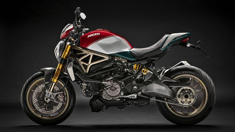 2019 Ducati Monster 1200 25° Anniversario in Medford, Massachusetts - Photo 2