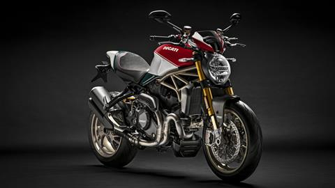 2019 Ducati Monster 1200 25° Anniversario in Medford, Massachusetts - Photo 4