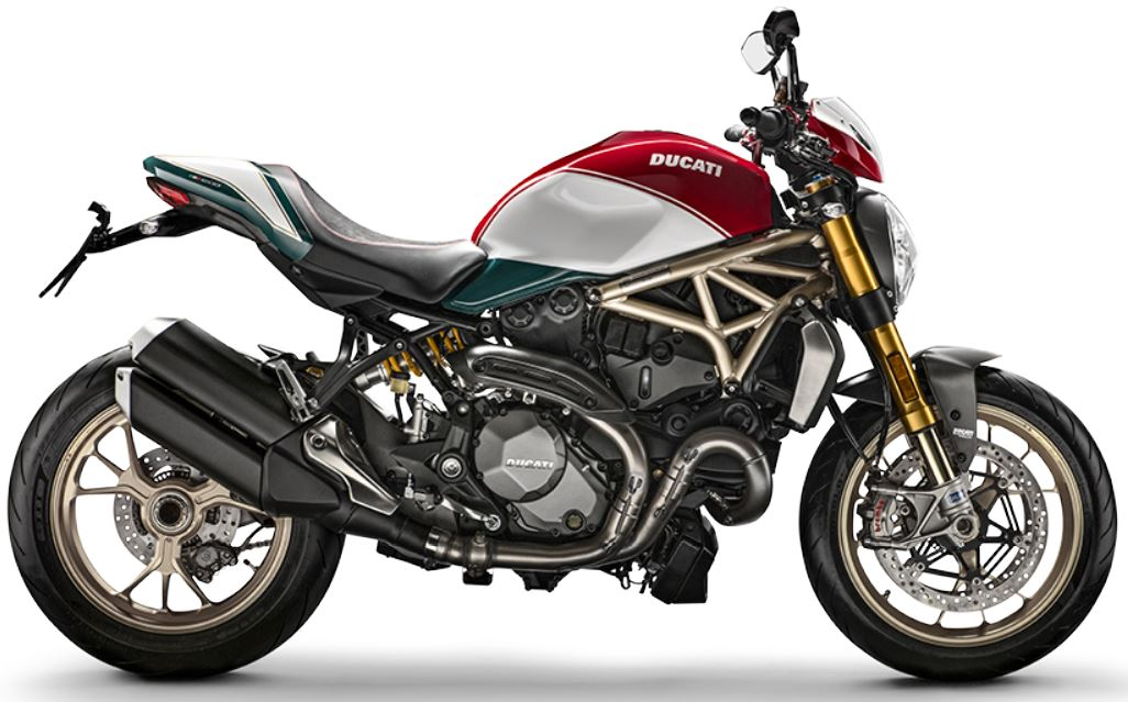 2019 Ducati Monster 1200 25° Anniversario in Springfield, Ohio