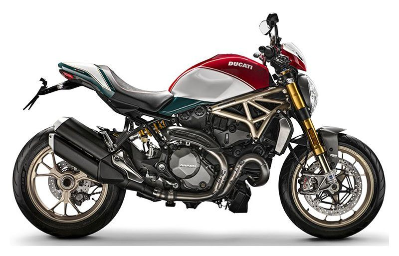 2019 Ducati Monster 1200 25° Anniversario in Medford, Massachusetts - Photo 1