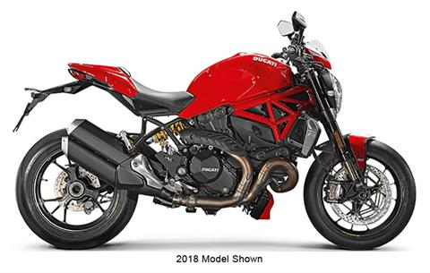 2019 Ducati Monster 1200 R in Medford, Massachusetts