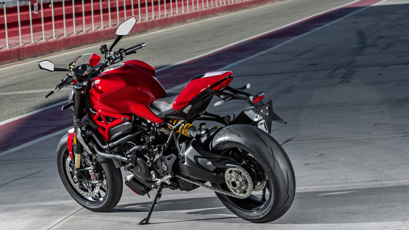 2019 Ducati Monster 1200 R in Harrisburg, Pennsylvania