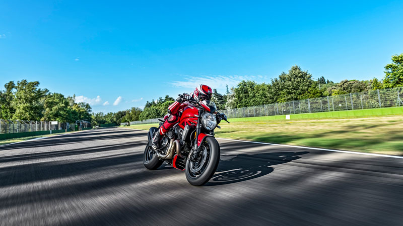 2019 Ducati Monster 1200 R in Northampton, Massachusetts - Photo 9