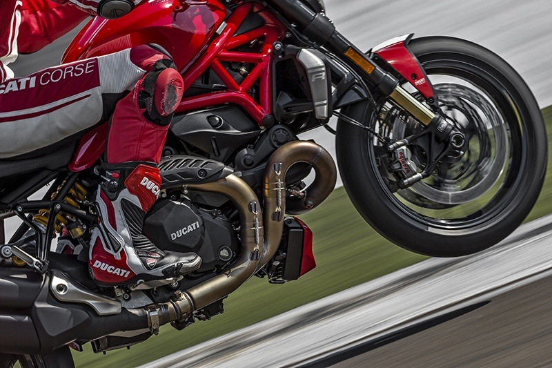 2019 Ducati Monster 1200 R in Albuquerque, New Mexico - Photo 8