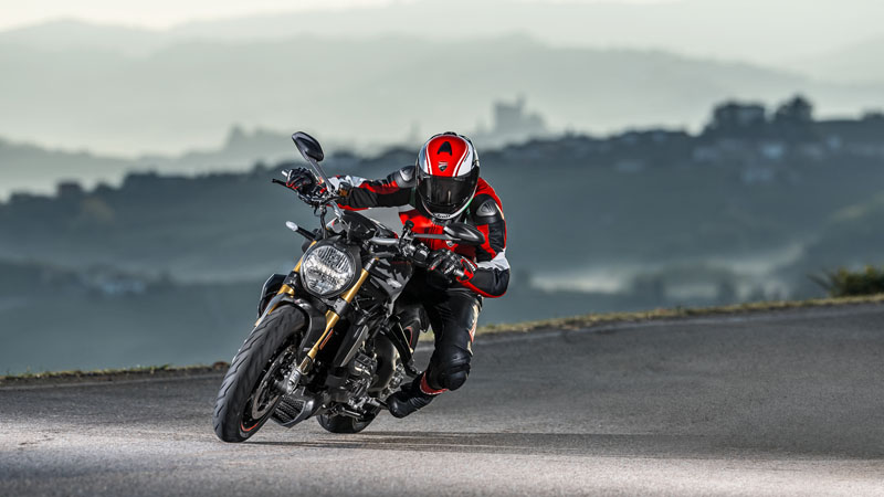 2019 Ducati Monster 1200 S in Medford, Massachusetts