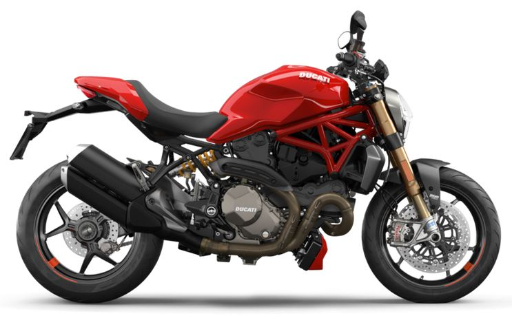 2019 Ducati Monster 1200 S in Saint Louis, Missouri - Photo 1