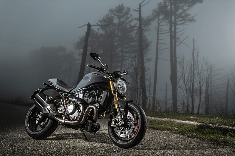 2019 Ducati Monster 1200 S in Fort Montgomery, New York