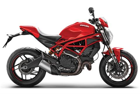 2019 Ducati Monster 797+ in Greenville, South Carolina
