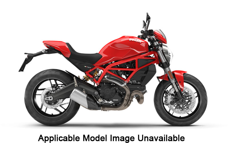 2019 Ducati Monster 797+ in Fort Montgomery, New York
