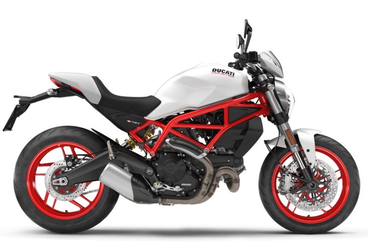2019 Ducati Monster 797+ in Oakdale, New York