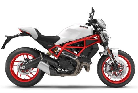 2019 Ducati Monster 797+ in Medford, Massachusetts
