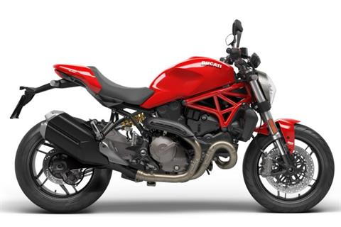2019 Ducati Monster 821 in Northampton, Massachusetts