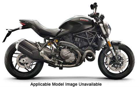 2019 Ducati Monster 821 in New Haven, Connecticut