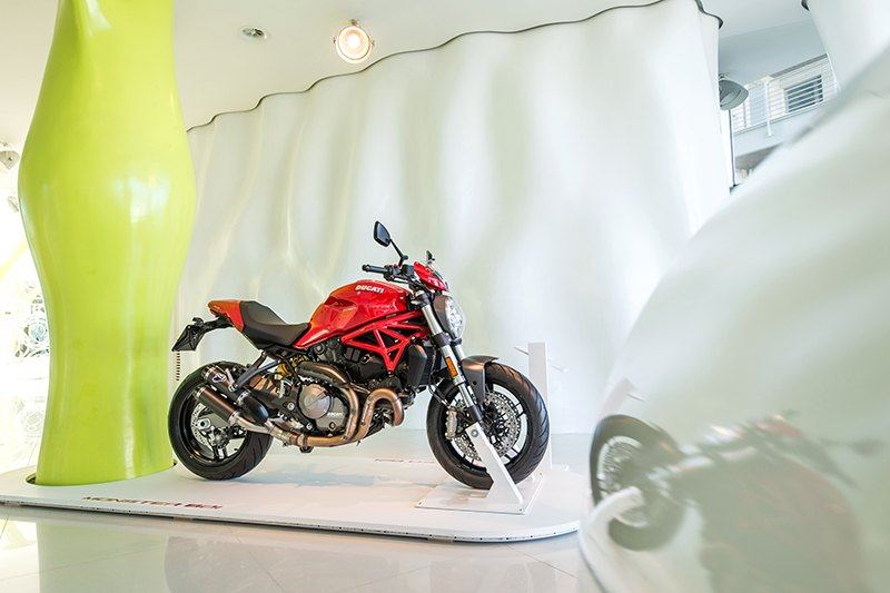 2019 Ducati Monster 821 in Harrisburg, Pennsylvania - Photo 3
