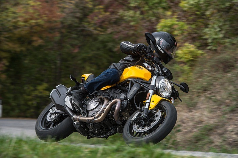 2019 Ducati Monster 821 in Medford, Massachusetts - Photo 17