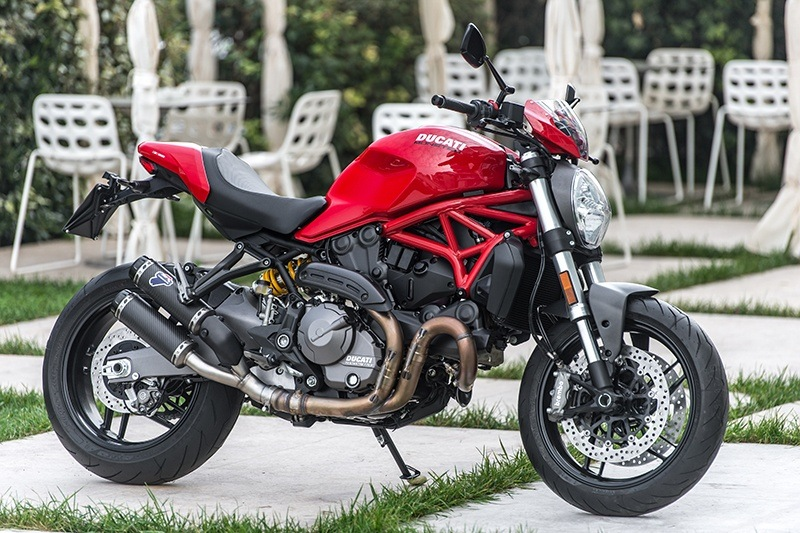 2019 Ducati Monster 821 in Medford, Massachusetts - Photo 20