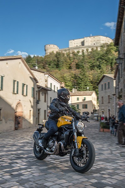 2019 Ducati Monster 821 in Harrisburg, Pennsylvania - Photo 5