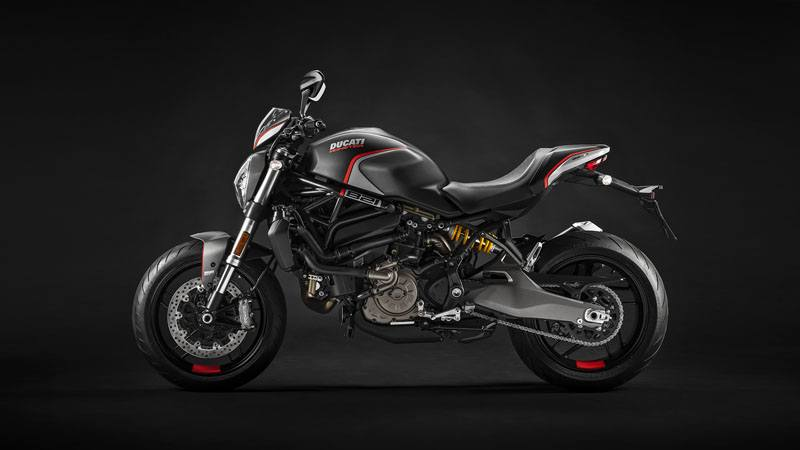 2019 Ducati Monster 821 Stealth in Northampton, Massachusetts - Photo 2
