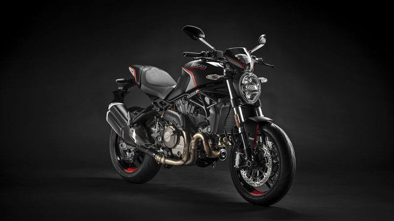 2019 Ducati Monster 821 Stealth in Northampton, Massachusetts