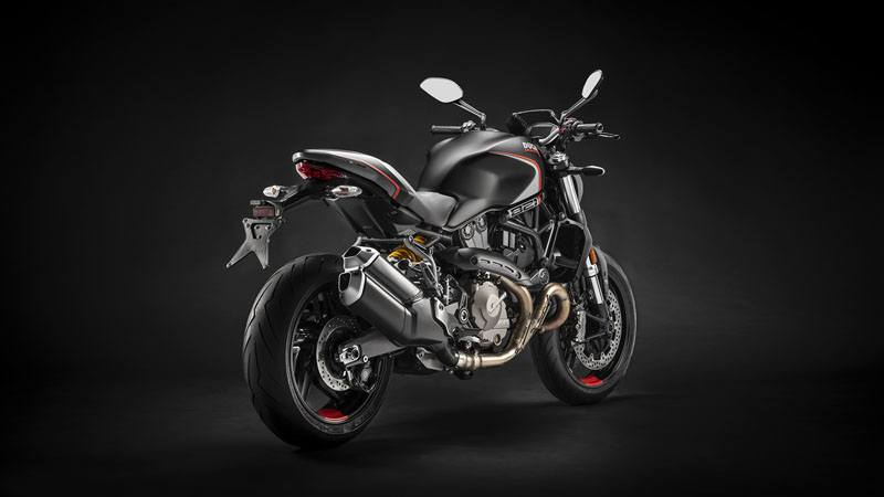 2019 Ducati Monster 821 Stealth in Northampton, Massachusetts - Photo 5