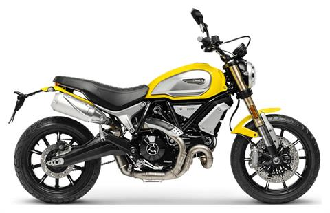 2019 Ducati Scrambler 1100 in Brea, California
