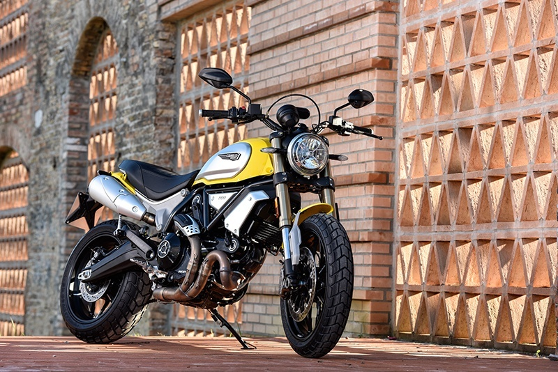 2019 Ducati Scrambler 1100 in Medford, Massachusetts