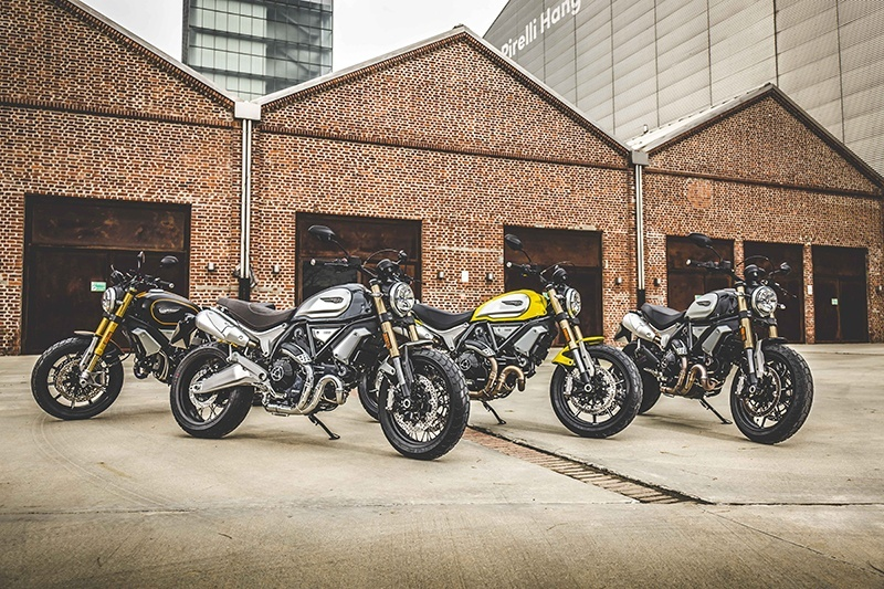 2019 Ducati Scrambler 1100 in Albuquerque, New Mexico