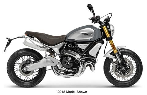 2019 Ducati Scrambler 1100 Special in Albuquerque, New Mexico - Photo 1