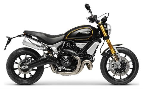 2019 Ducati Scrambler 1100 Sport in Northampton, Massachusetts