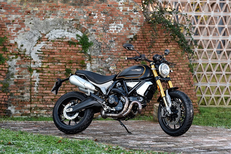 2019 Ducati Scrambler 1100 Sport in Medford, Massachusetts - Photo 2