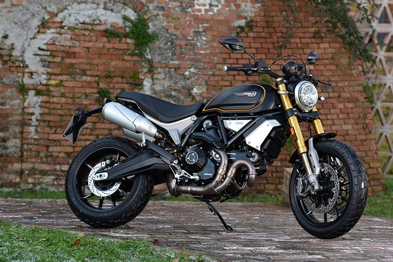 2019 Ducati Scrambler 1100 Sport in Medford, Massachusetts - Photo 3