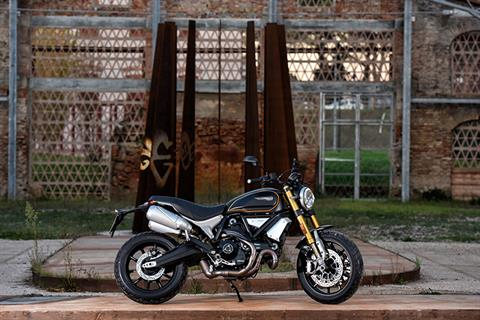 2019 Ducati Scrambler 1100 Sport in Medford, Massachusetts - Photo 6