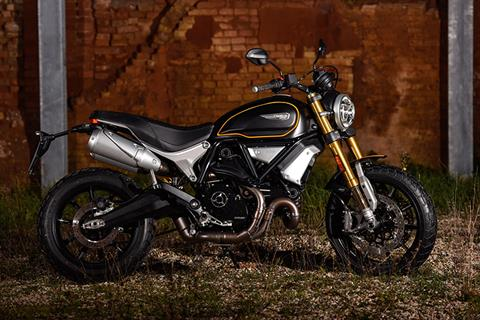 2019 Ducati Scrambler 1100 Sport in Medford, Massachusetts - Photo 9