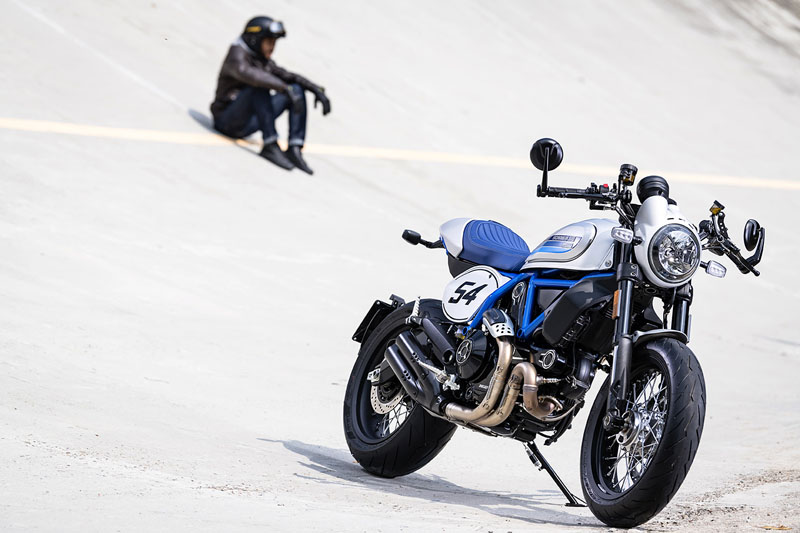 2019 Ducati Scrambler Cafe Racer in Fort Montgomery, New York - Photo 5