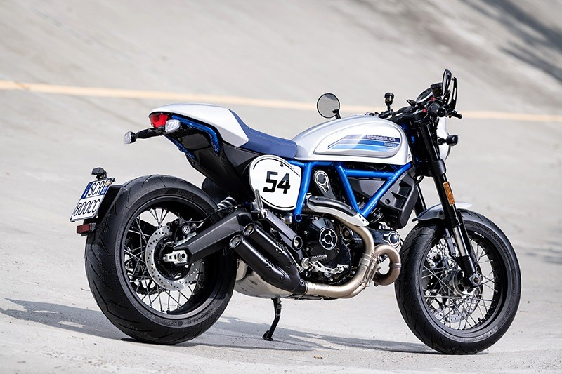2019 Ducati Scrambler Cafe Racer in Fort Montgomery, New York - Photo 6